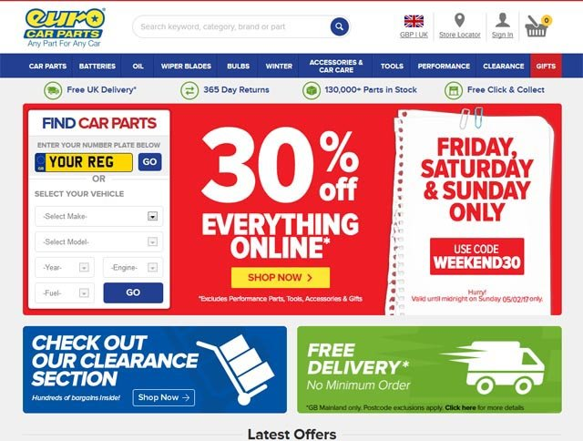 Europarts Discount Codes 2017 Up To 70 Off With Europarts Promo Code